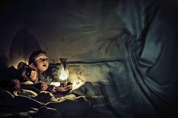 Страхи у детей: как избавить дошкольников от