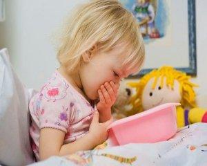 Ребенка рвет без температуры