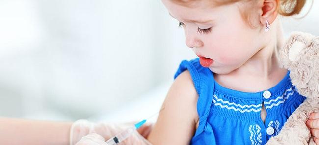 АКДС прививка детям