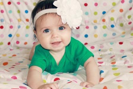 Фото 10 месяцев ребенку