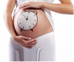 Предвестники скорых родов