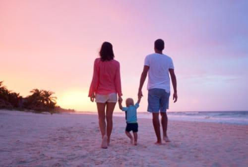 Куда поехать отдыхать с ребенком на море