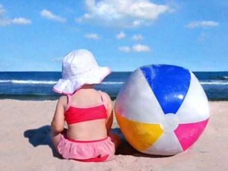 Куда поехать отдыхать с ребенком летом