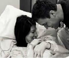 Присутствие мужа на родах