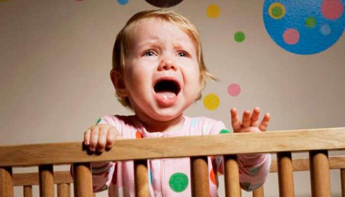 Почему ребёнок плохо спит по ночам