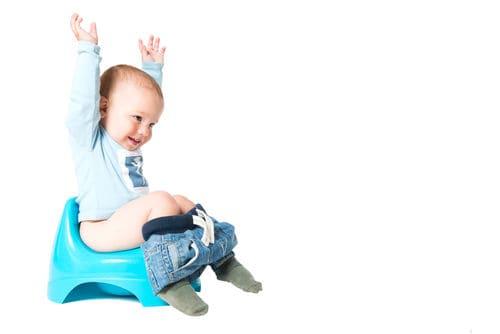 Как приучить ребенка к горшку в 1 год