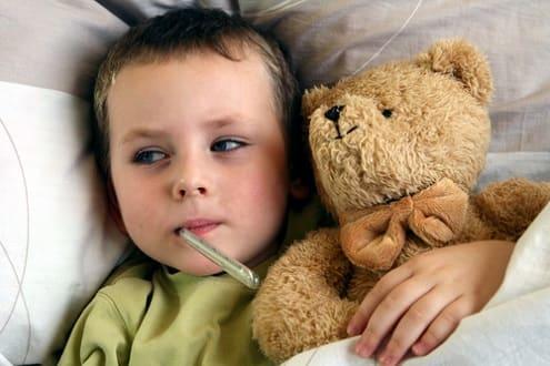 Что давать ребенку для профилактики гриппа