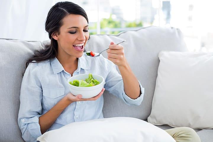 Что можно кушать молодой маме в первый день после родов
