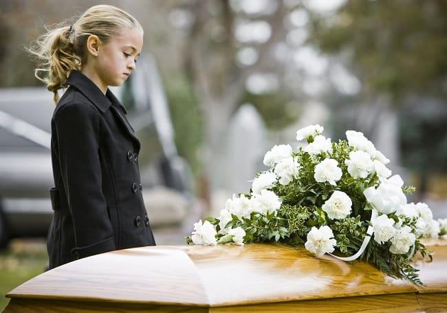 Как сказать ребенку о смерти