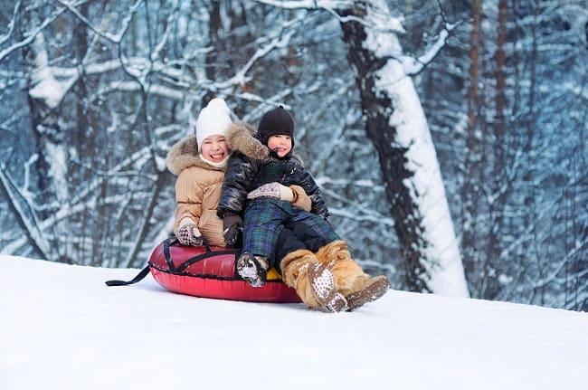 чем заняться в зимние каникулы