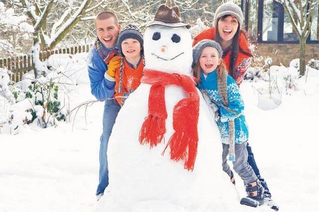 Чем занять ребенка в новогодние праздники