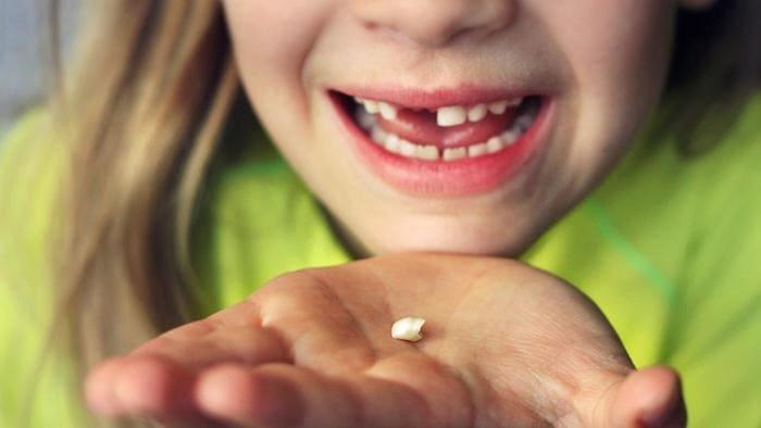 как сделать так чтобы зуб выпал сам