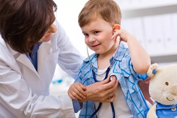 Каких врачей проходят перед детским  садом