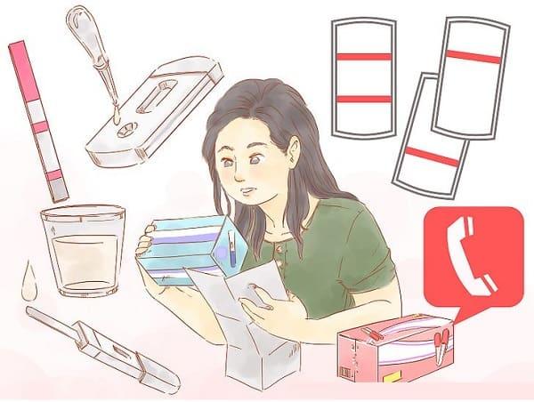 Можно ли делать тест на беременность вечером