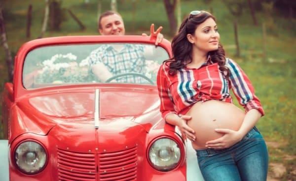 Можно ли беременным ездить на машине на дальние расстояния