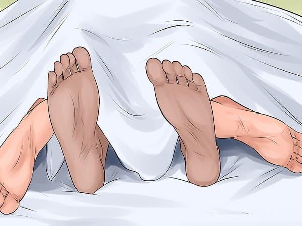 Накладывание шва на шейку матки и секс