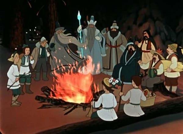 ТОП-20 новогодних мультфильмов для семейного просмотра