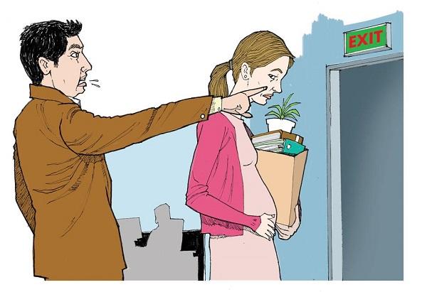 Могут ли уволить беременную женщину: как и почему?